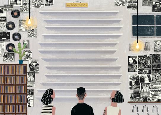 Victoria-Borges-art-illustration-music-records