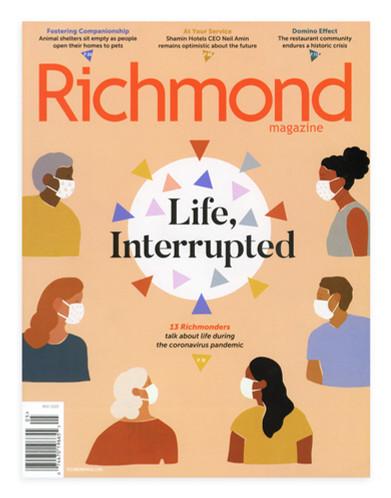 RichmondMagazineCover Coronavirus Mask.jpg