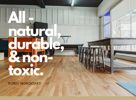 You mean there's a finish that is all-natural and no-harsh chemicals?!!