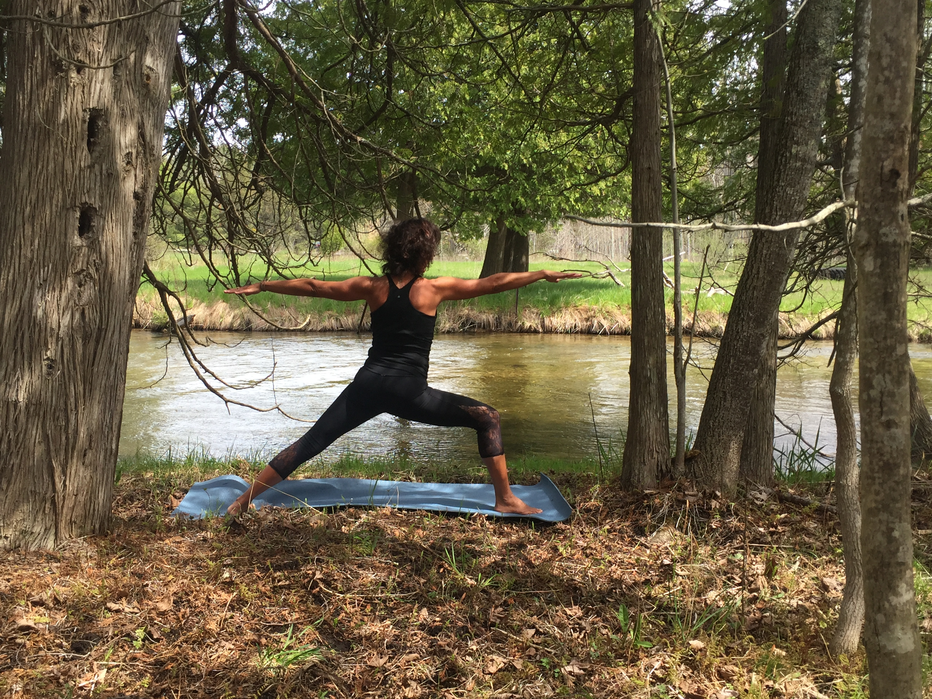 Yoga on the River ​