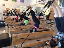 Smart Body Pilates Traiing