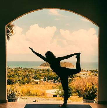 Yoga View El Cerro!