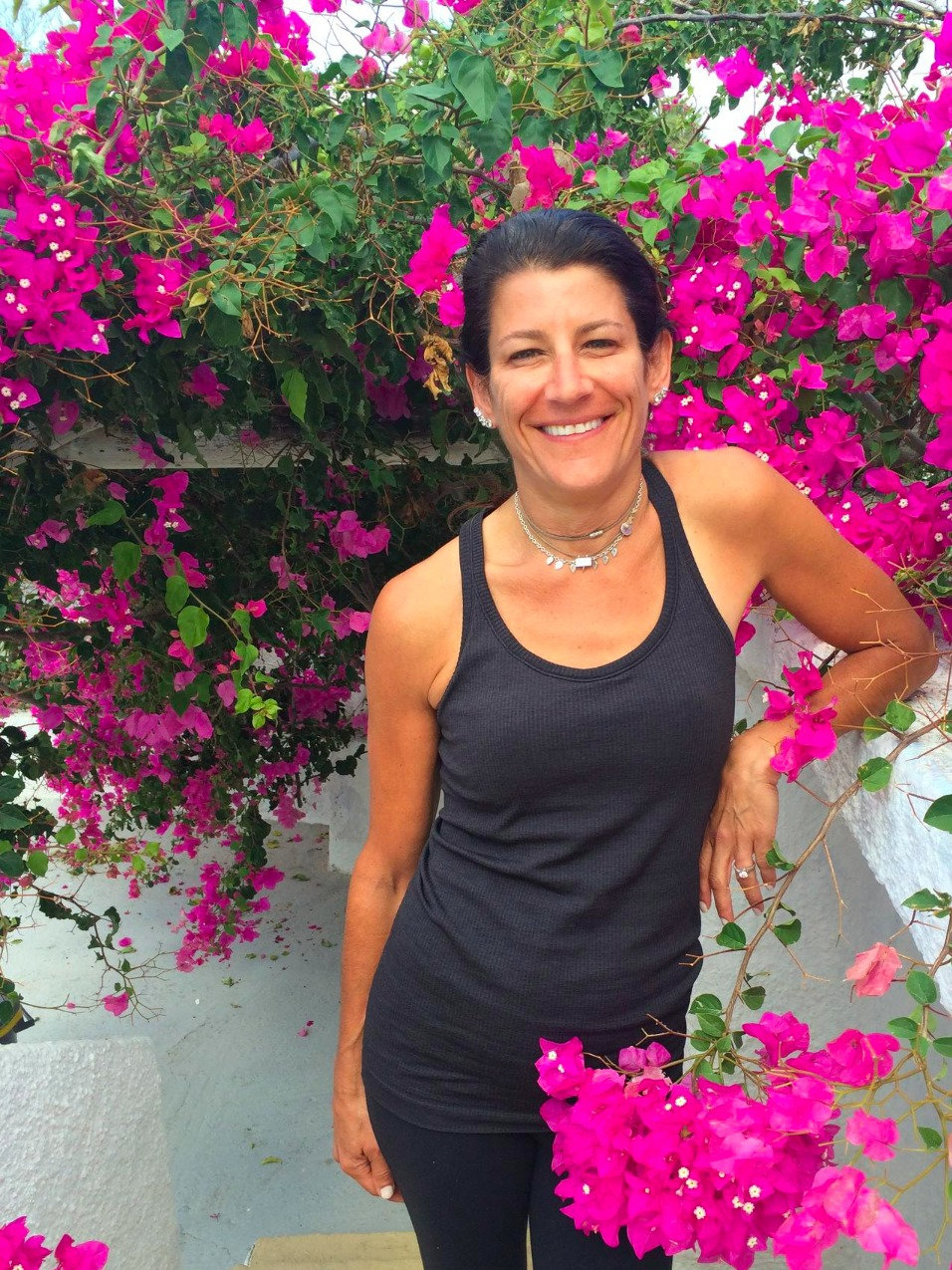 Marcy Caron of Fitness Yoga