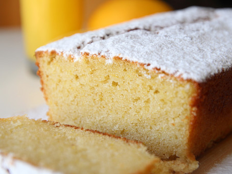 עוגת תפוזים של חורף