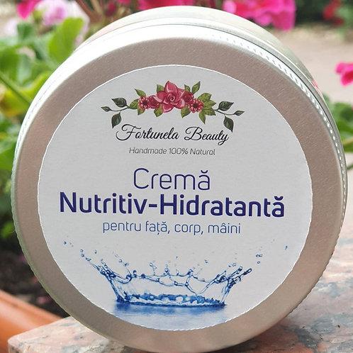 Cremă Nutritiv-Hidratantă
