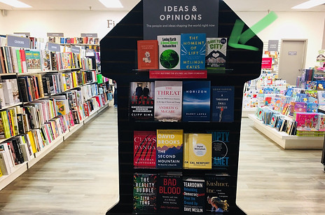 Save Your City at Coles bookstores