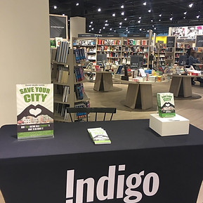Save Your City at bookstores