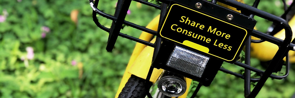 Share More. Consume Less.
