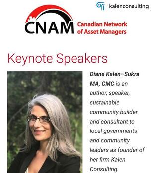 CNAM Keynote Speaker - Diane Kalen-Sukra