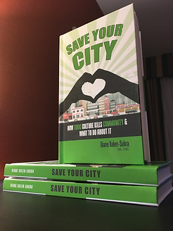 Save Your City - hardcover