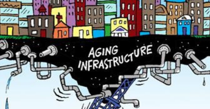 Our infrastructure story as civic education