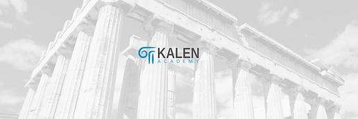 Kalen Academy banner