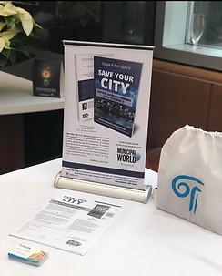 Save Your City - Municipal World edition