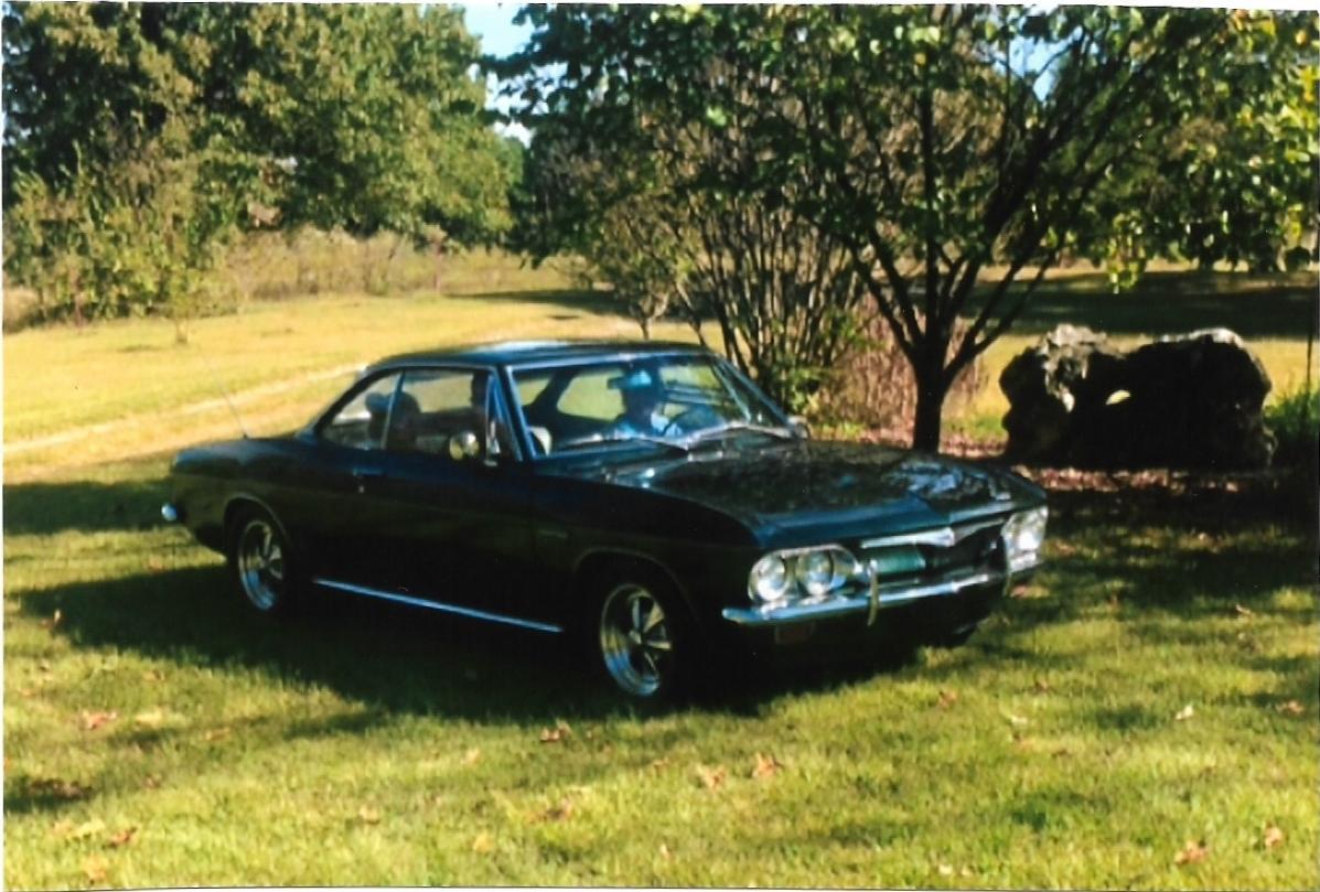 1965 Corsa Coupe
