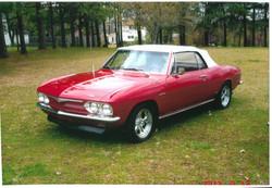 1965 Monza Convertible