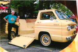 1961 Rampside Truck
