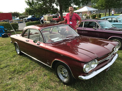 1964 Monza Coupe