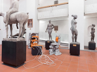 Kaleidoscope & Carhartt wip | Ortamiklos | Museo Marino Marini