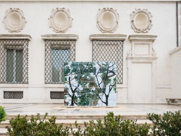 Galleria Borghese   Zhang Enli