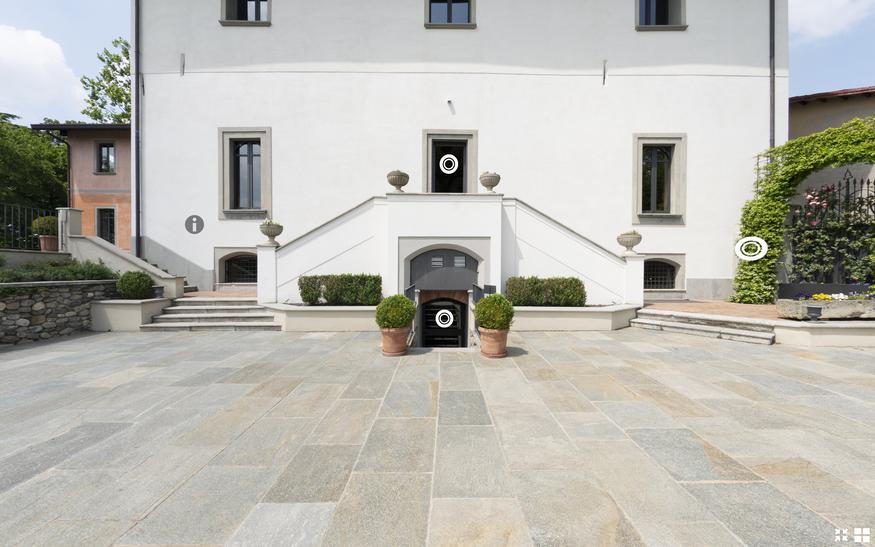 Virtual tour | Villa Calchi
