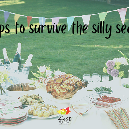 7 Tips to survive the silly season!