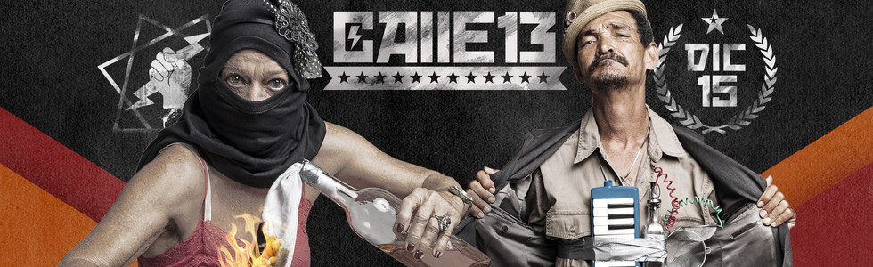 Calle 13: Return to PR
