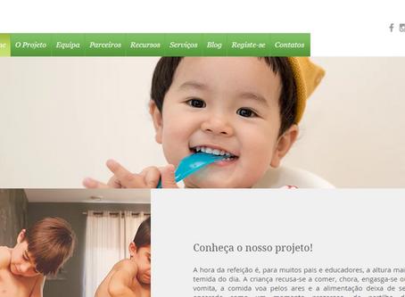 EASYBITE Project - SpeechCare e TF Ana Cláudia Lopes lançam projecto inovador.