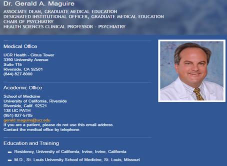 Dr. Gerald Maguire (EUA) visita Centro de Tratamento de Gaguez
