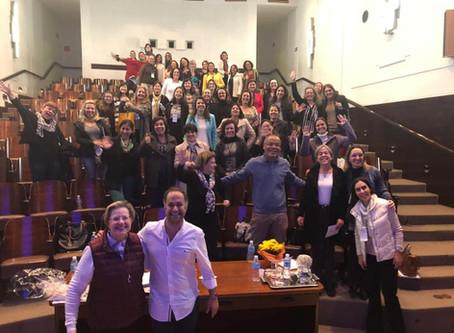 Brasil - CTGaguez participa em conferência internacional sobre adultos que gaguejam