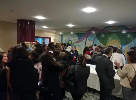 I Conferência Saúde e Desenvolvimento da Criança na Escola. Fundação D. Pedro IV - SpeechCare