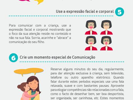Estratégias para falar com uma criança que gagueja