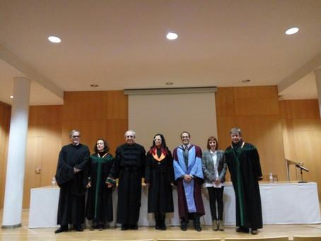 TF Ana Rita Valente (CTGaguez) defende tese de Doutoramento.