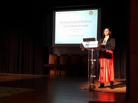 CTGaguez (TF Rita Carneiro) participa em Jornadas em Paredes.