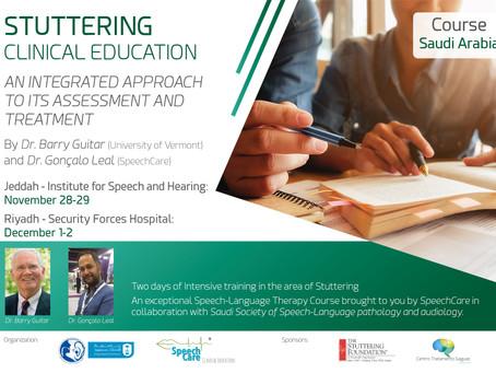Arábia Saudita - SpeechCare realiza evento em parceria com a Saudi Society of Speech-Language Pathol