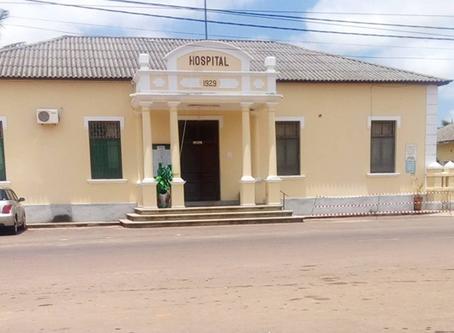 Moçambique - SpeechCare recolhe material didático para crianças em terapia - Hospital Inhambane.