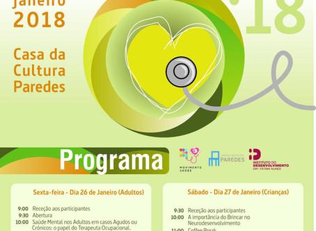 CTGaguez (TF Rita Carneiro) participa nas III Jornadas do Movimento Saúde de Paredes