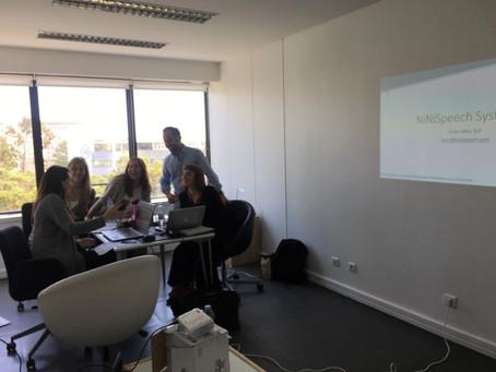 SpeechCare realiza investigação com Faculdade de Medicina da Universidade de Tel Aviv.