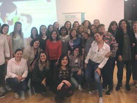 CTGaguez contribui para a Especialização de profissionais em Espanha (Madrid).