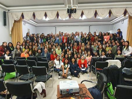 Perú - CTGaguez no Congresso Ibero-Americano de Gaguez - CIAT2019