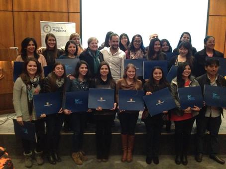 Chile - 2º Edição do Diploma em Disfluências - Coordenação TF Gonçalo Leal (CTGaguez) - Universidade