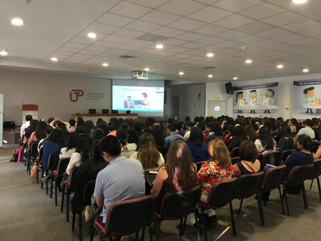 Perú - CTGaguez participa em Jornada Científica em Arequipa