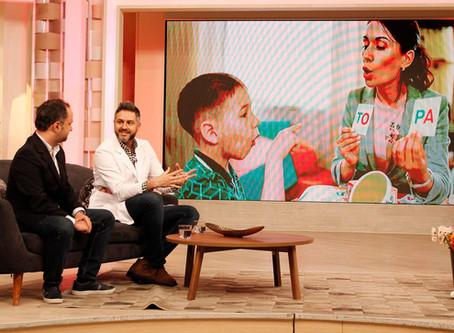 RTP - Sinais de alarme em Terapia da Fala - SpeechCare na TV.