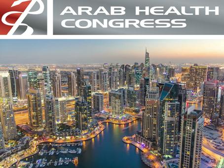 ARAB HEALTH CONGRESS - SpeechCare convidada a participar no maior Congresso de Saúde do Médio Orient