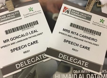 Participação no Arab Health Congress (Dubai)