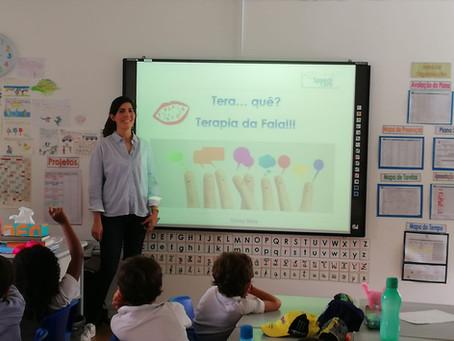 SpeechCare Schools - Regresso à Escola!