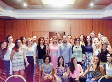 Itália - Centro de Tratamento de Gaguez realiza curso de formação profissional.