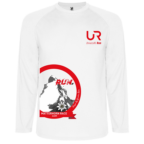 T shirt manche longue Matterhorn