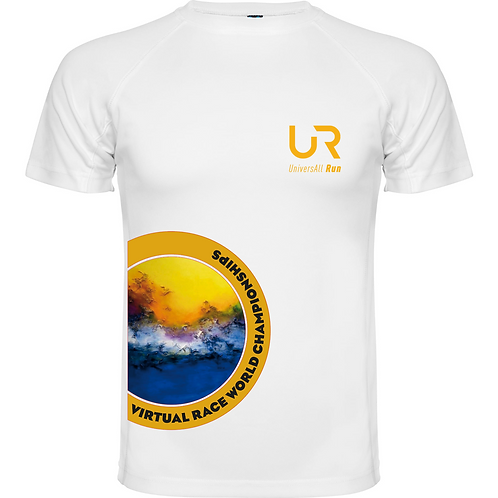 T shirt manche courte World Championship