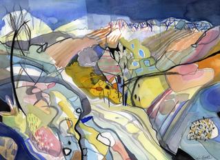 Mawgan Porth, Looking Inward, 2016