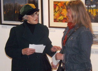 Winner of Vera Skinner Prize @Black Swan Gallery with Frome Art Society